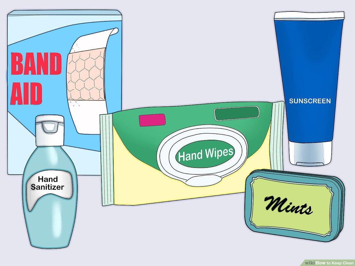 Shampoo clipart personal hygiene item.  ways to keep