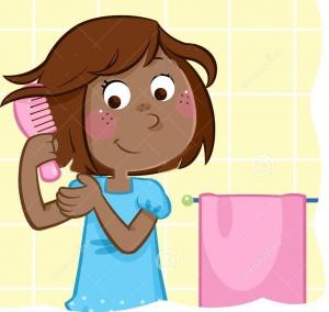 Shampoo clipart wet hair. Cure kids wow in