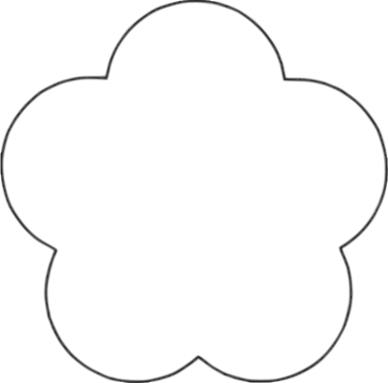 Shapes Clipart Black And White  Shapes Black And White