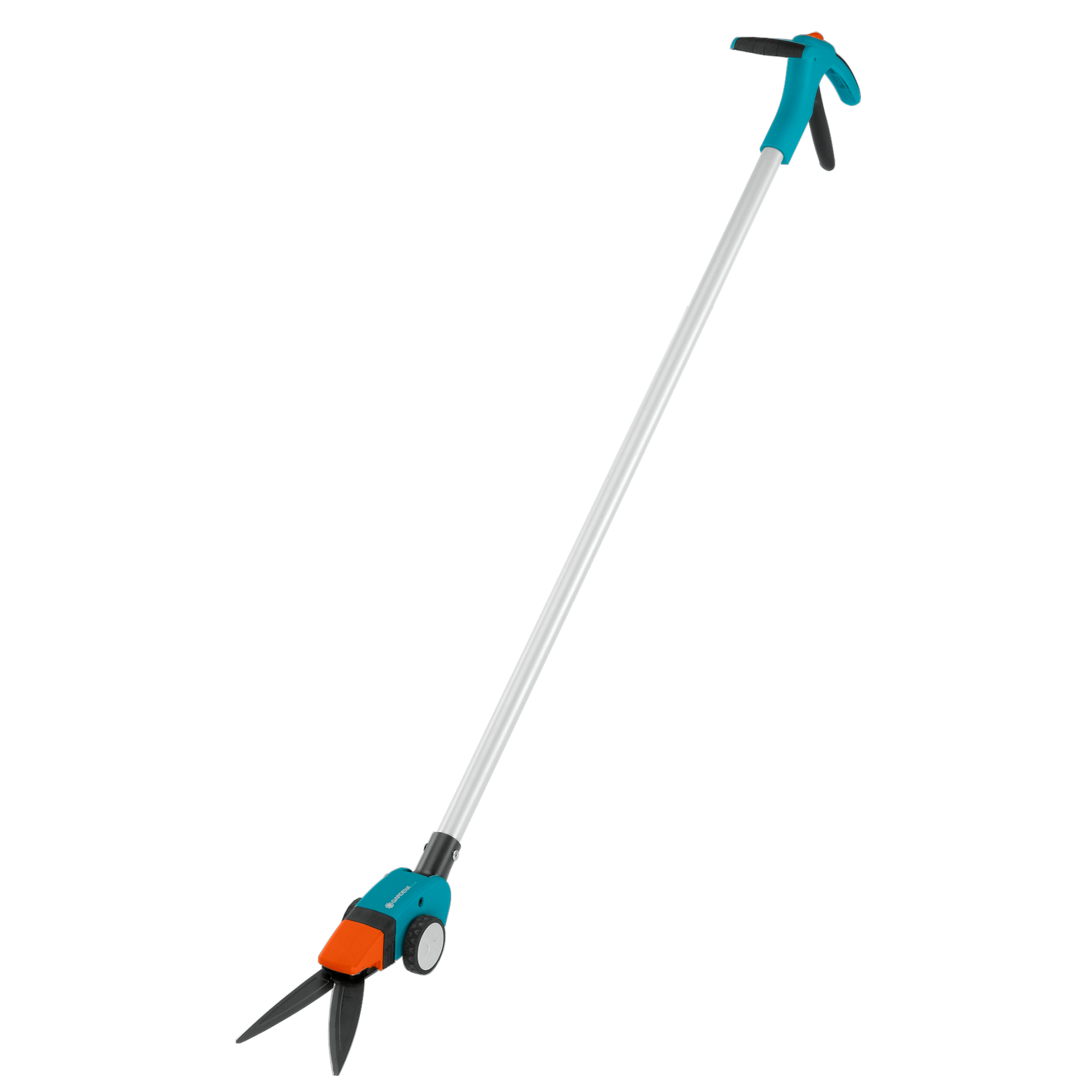 Gardena mechanical grass long. Shears clipart lawn tool