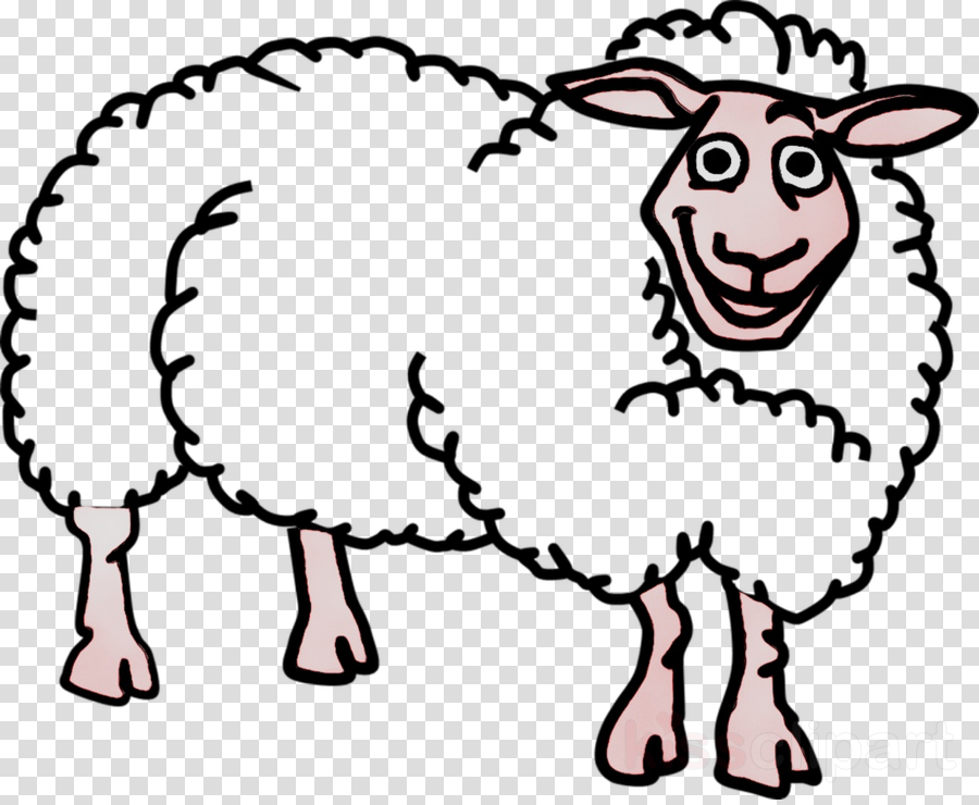 Sheep clipart family. Cartoon graphics transparent clip