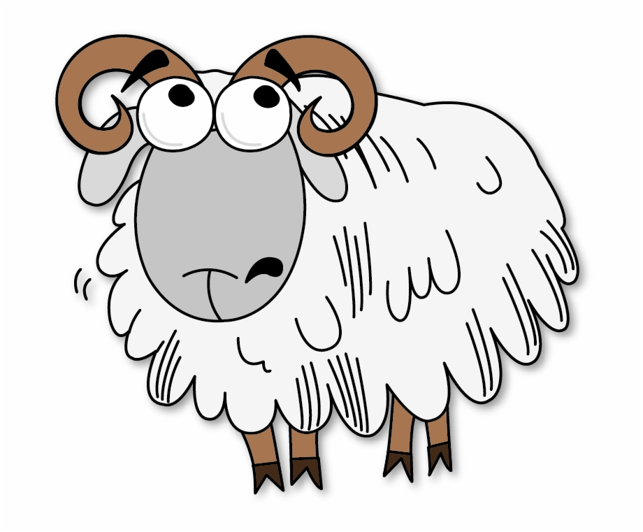 Home male free png. Sheep clipart man