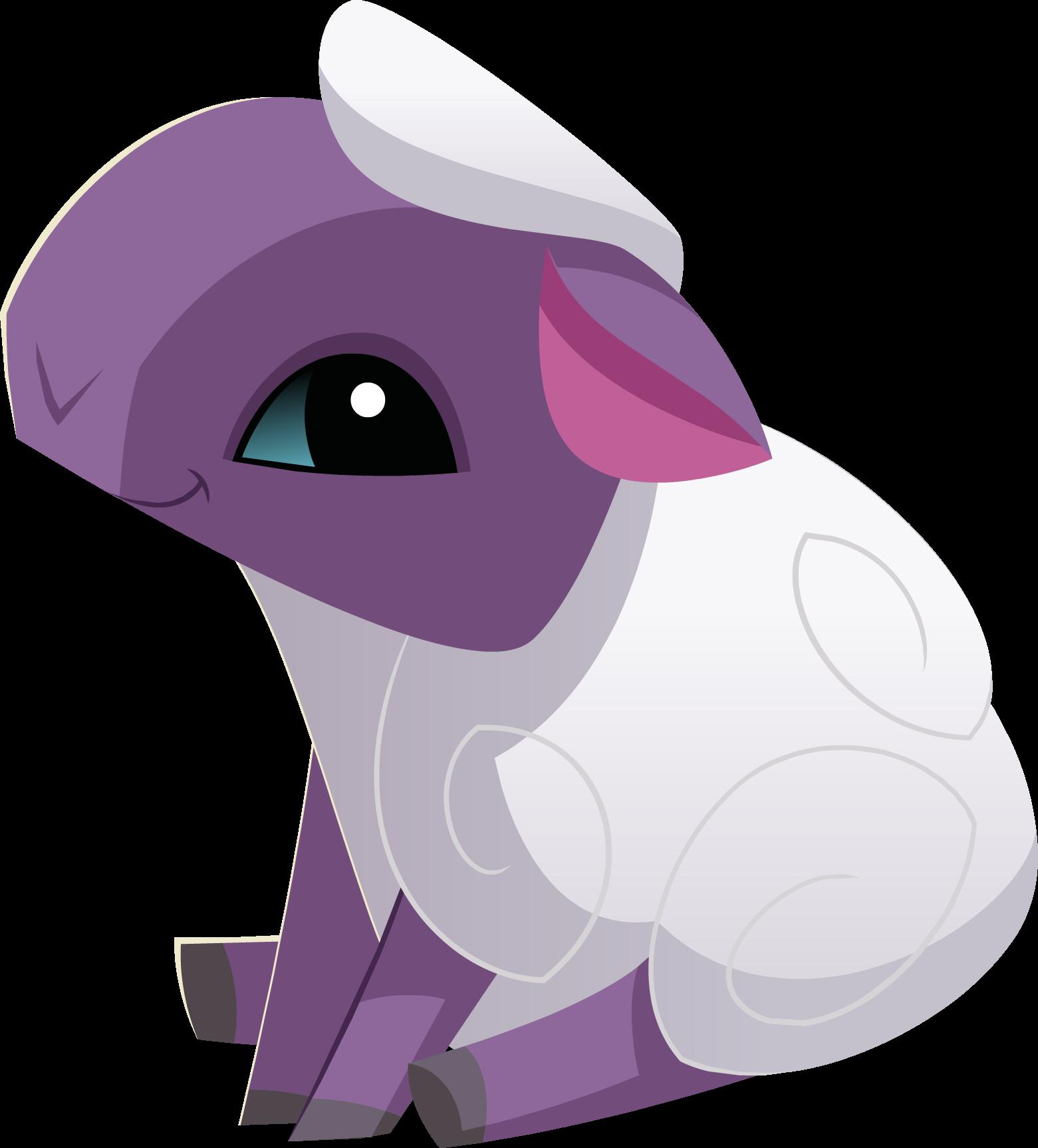 Sheep clipart purple. Image sitting png animal