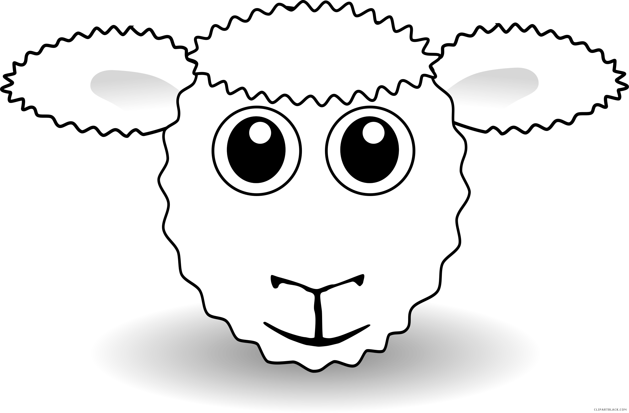 Cartoon clipartblack com animal. Sheep clipart sheep drawing