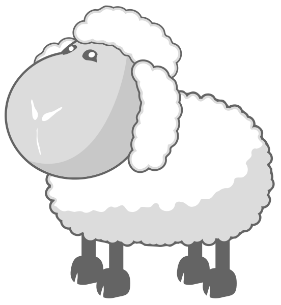 sheep clipart sheep welsh #142391081