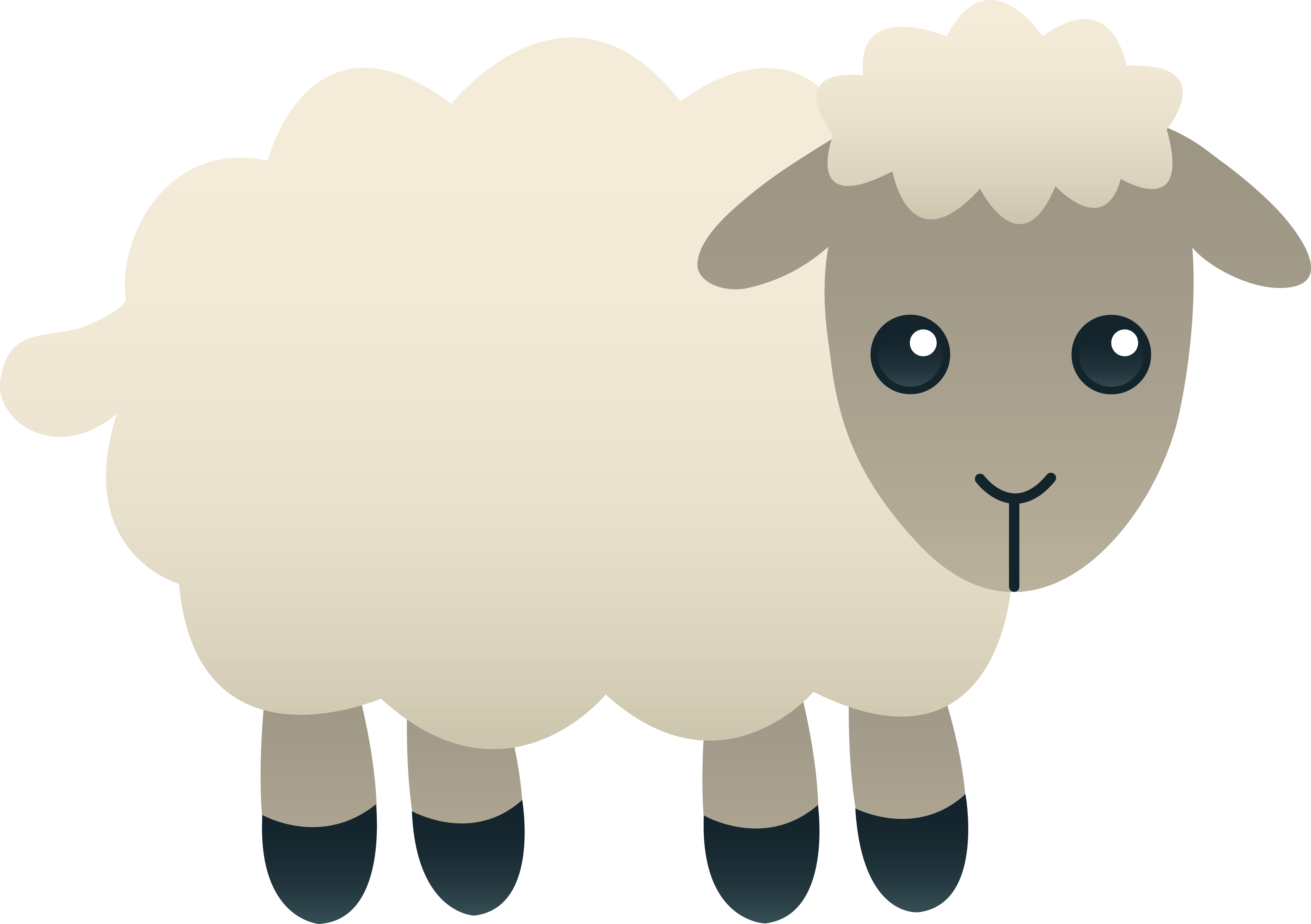 Lamb clipart transparent background. Animated free on dumielauxepices
