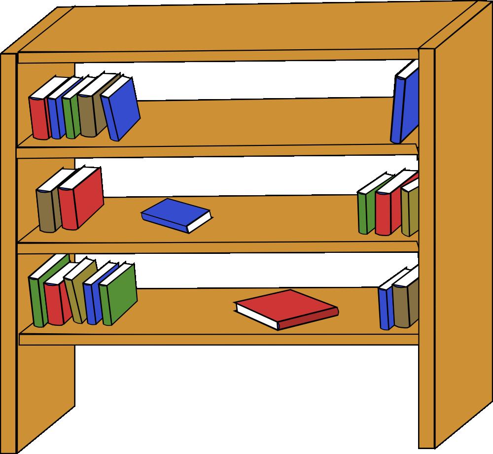 Shelf panda free images. Bookshelf clipart neat