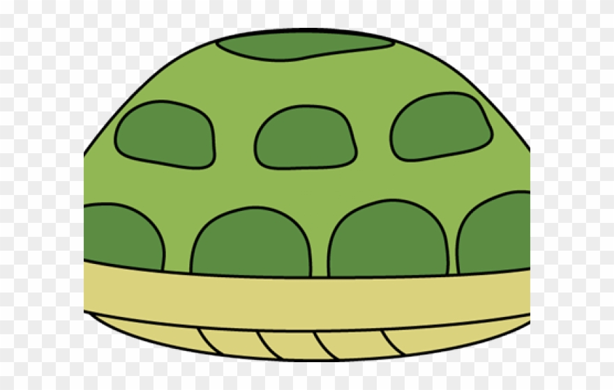 Shell clipart animated. Turtle hiding in clip