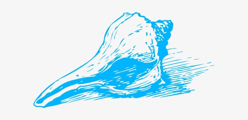 Clip art seashell free. Shell clipart blue sea