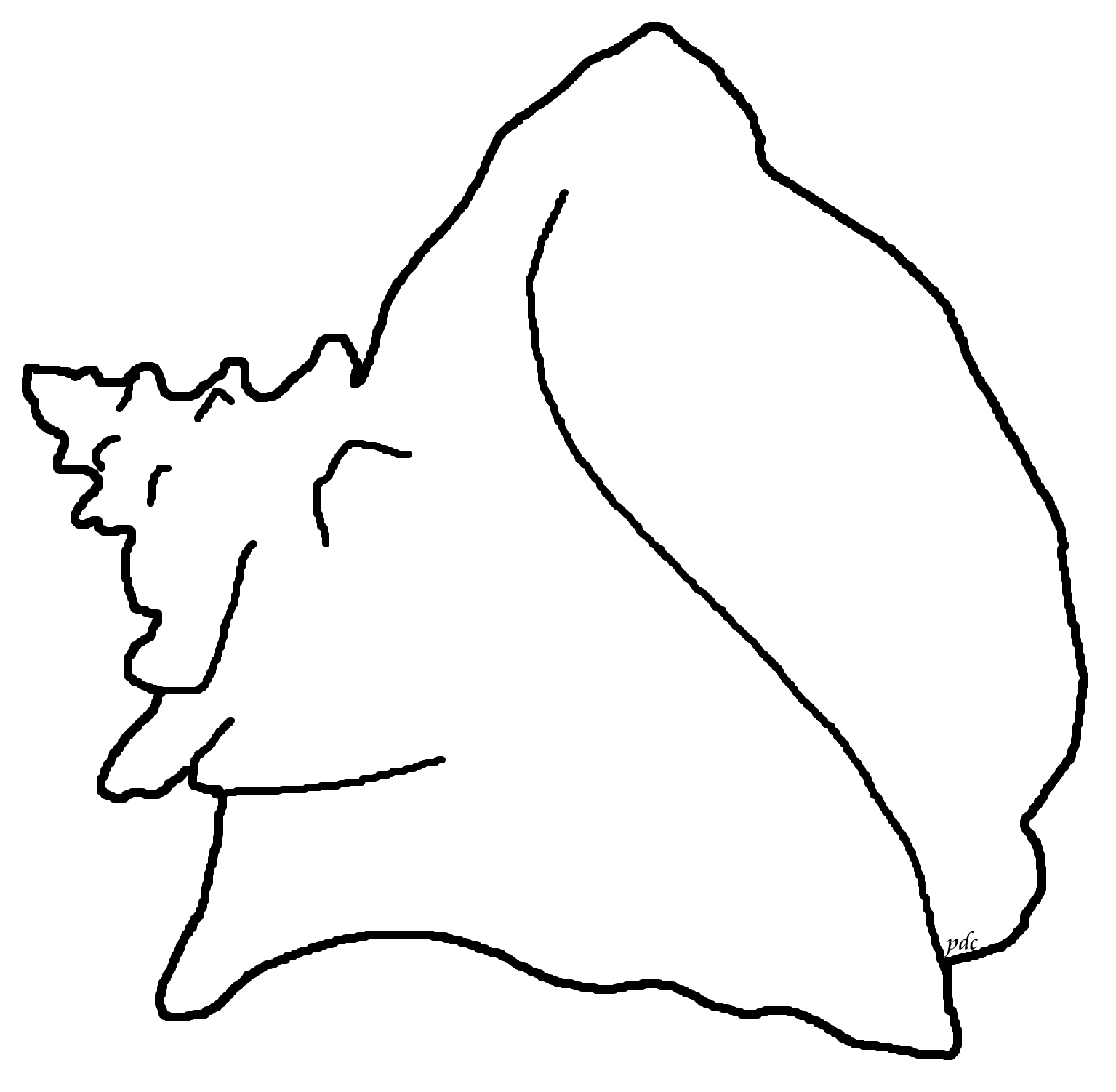 Free drawing download clip. Shell clipart conch