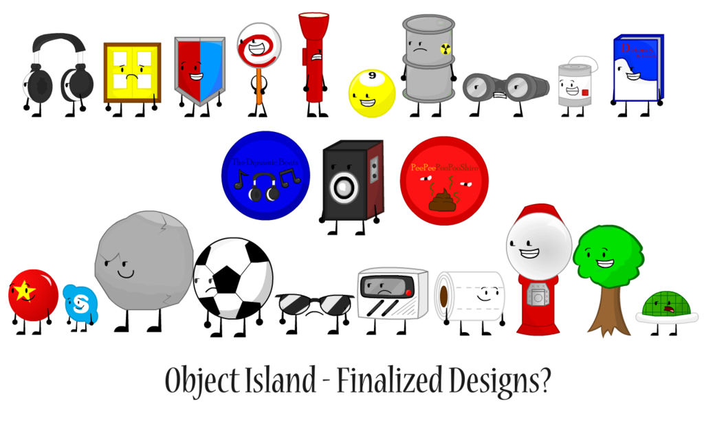 Island finalized designs by. Shell clipart different object