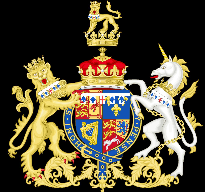 Henry frederick duke of. Shell clipart heraldic scallop