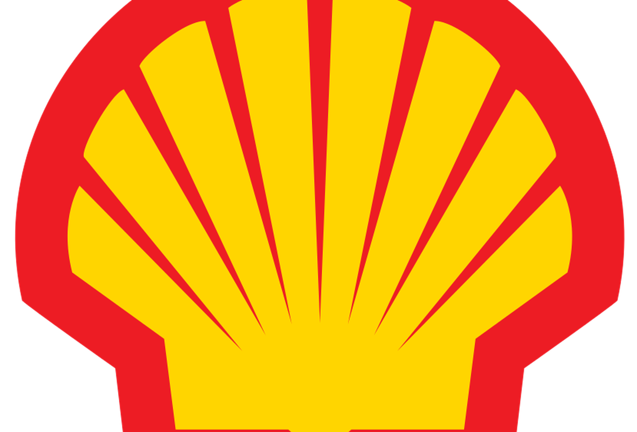 Greenpeace . Shell clipart one color