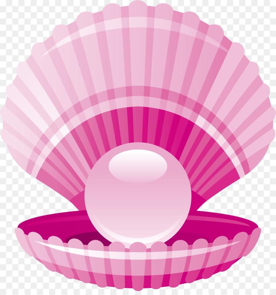 Shell clipart pink. Circle illustration seashell