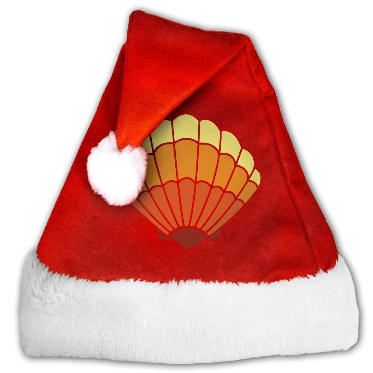 Amazon com plush santa. Shell clipart red sea