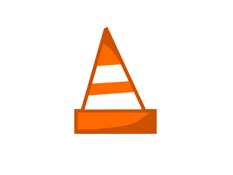 Shell clipart triangle object. Cone theoptical and the