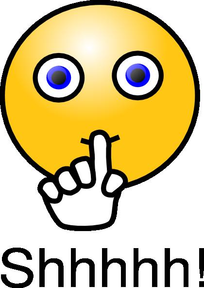Shhh clipart. Clip art shh signs