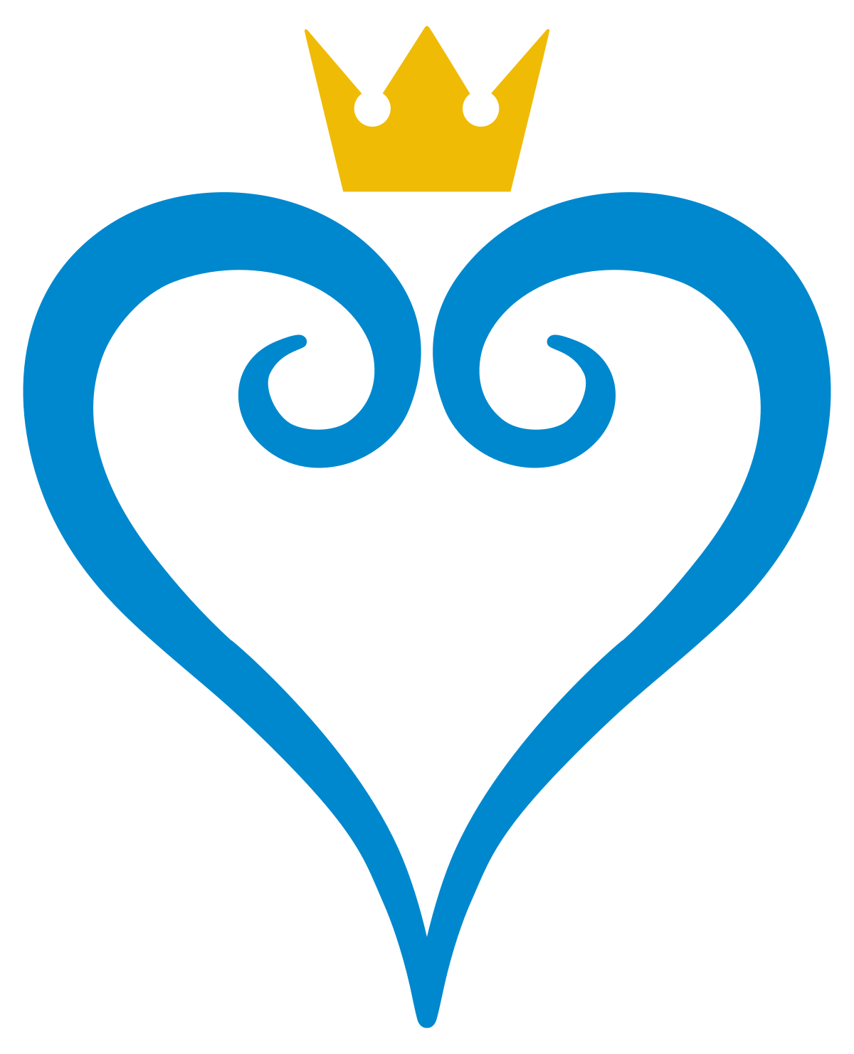 kingdom hearts heart png