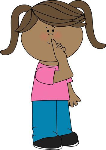 Whisper clipart soft voice. Preschool behavior management clip