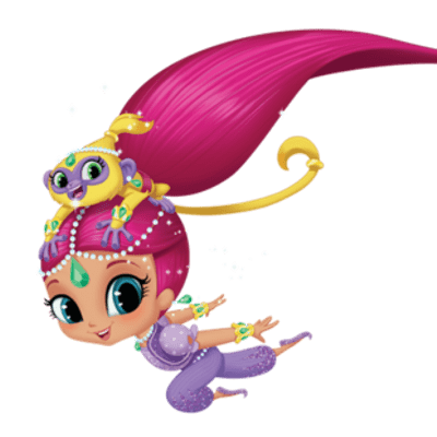 Transparent stickpng flying. Shimmer and shine png images