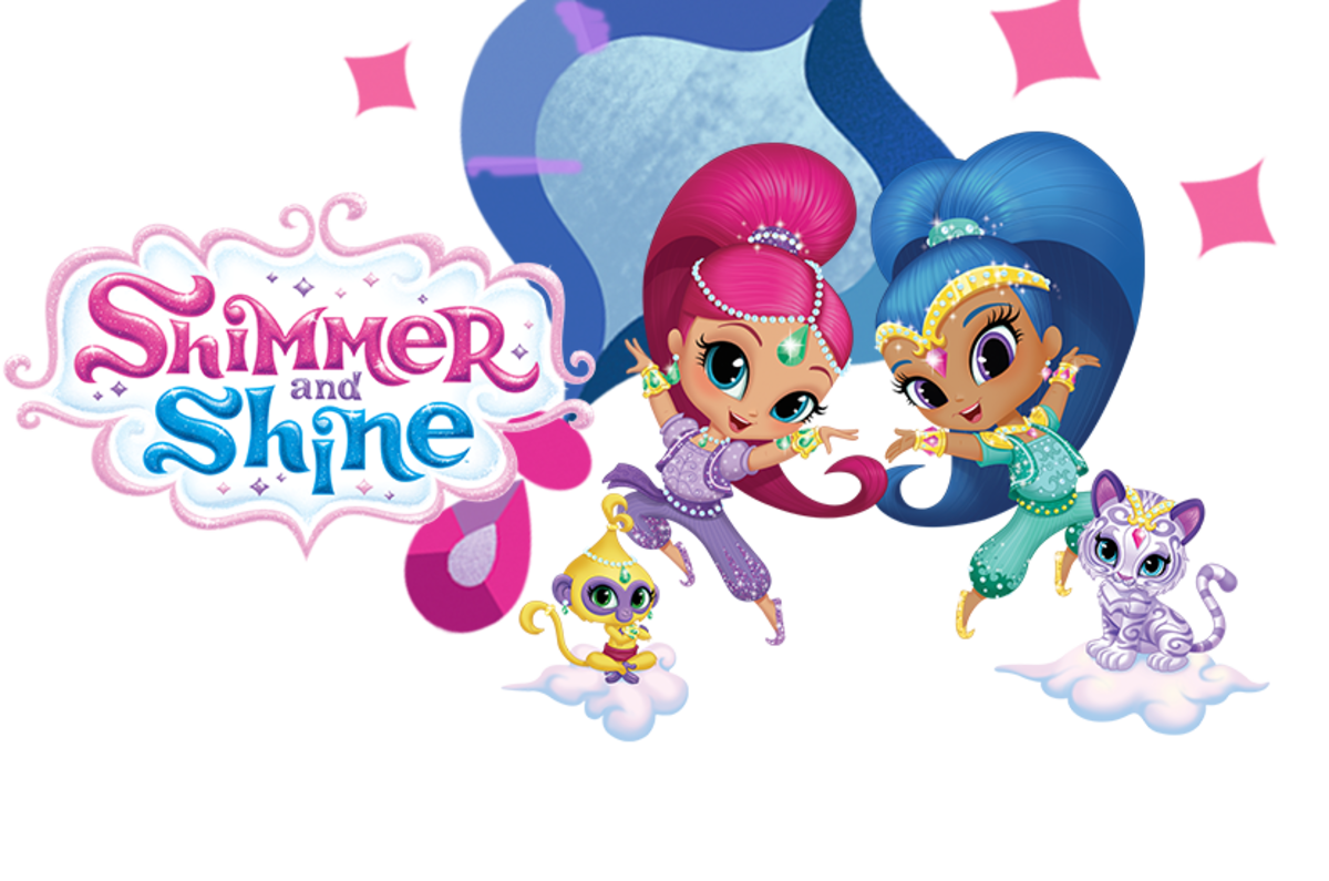 Nickelodeon on why pre. Shimmer and shine png images