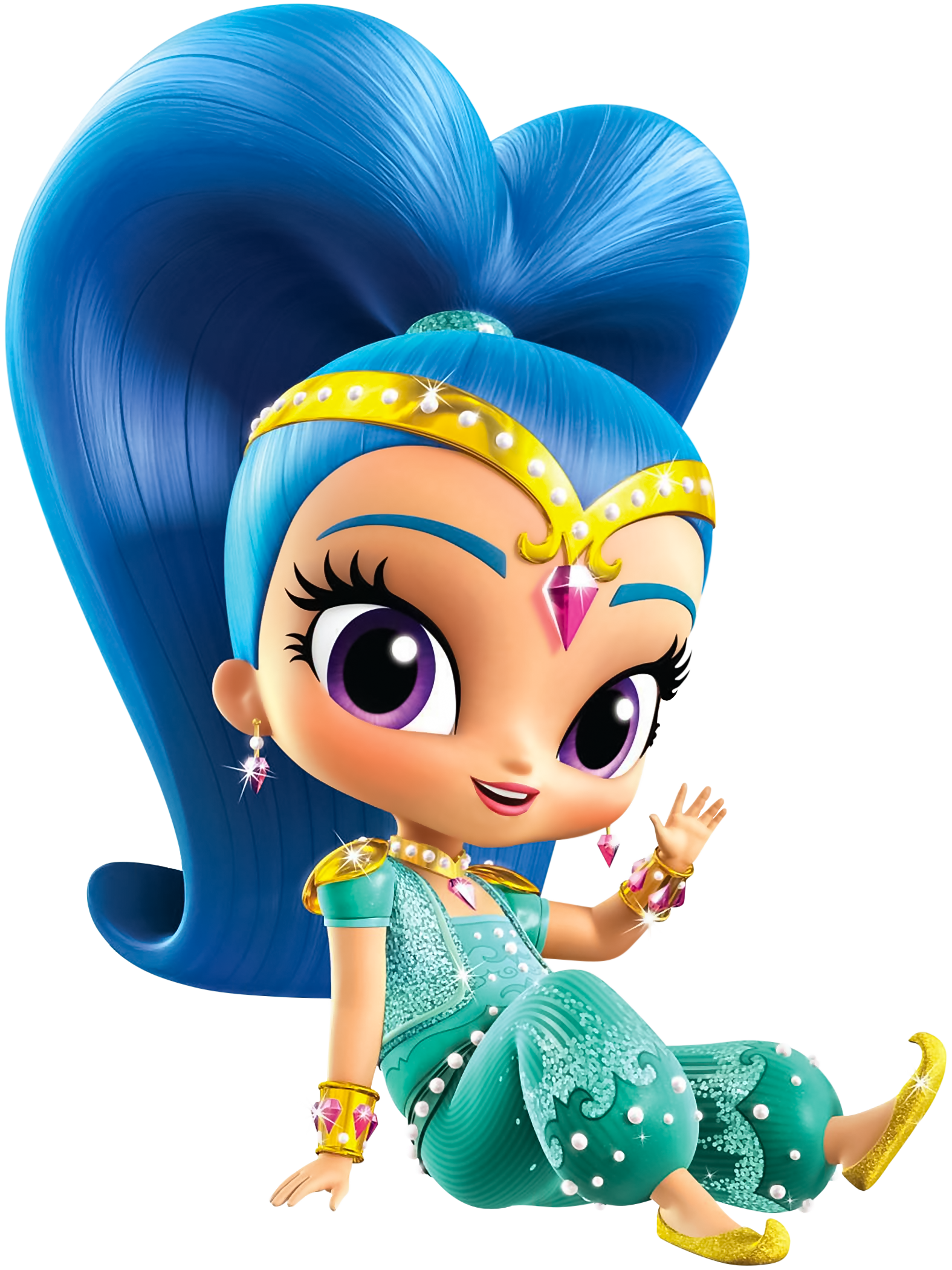 shimmer and shine png images