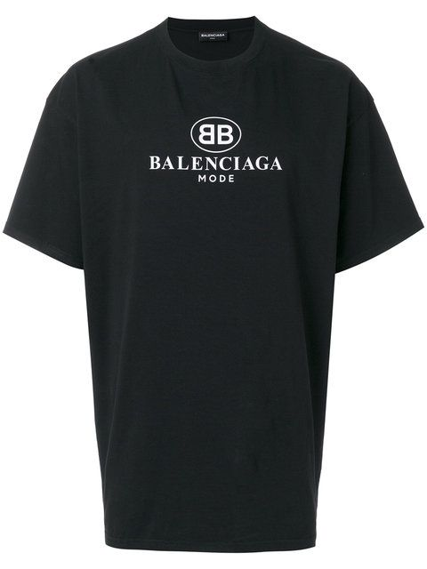 Shop balenciaga bb mode. Shirt clipart man shirt