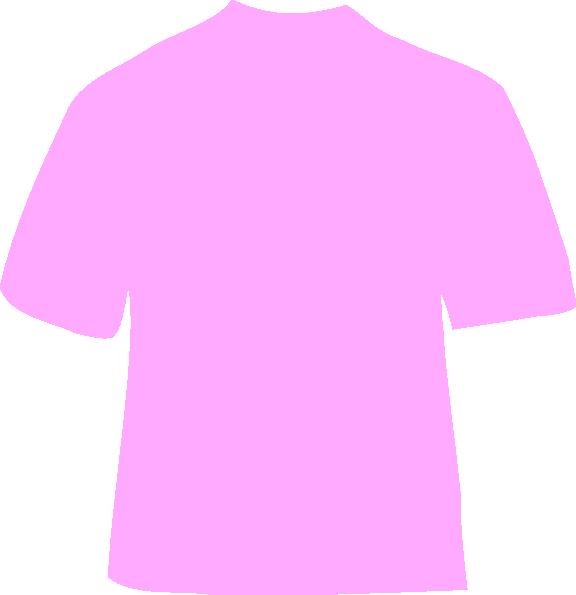 Shirts clipart pink. Powder t shirt clip