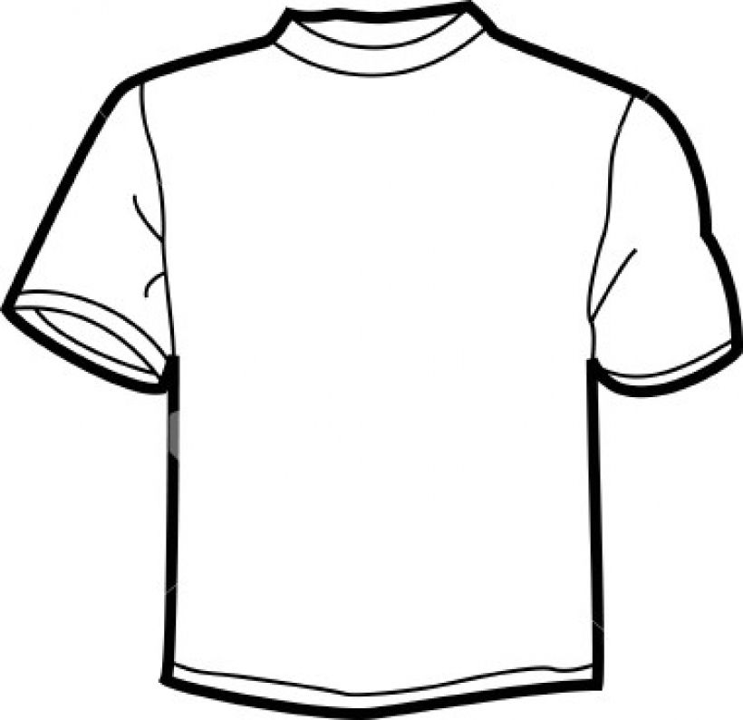 White t best inside. Shirts clipart