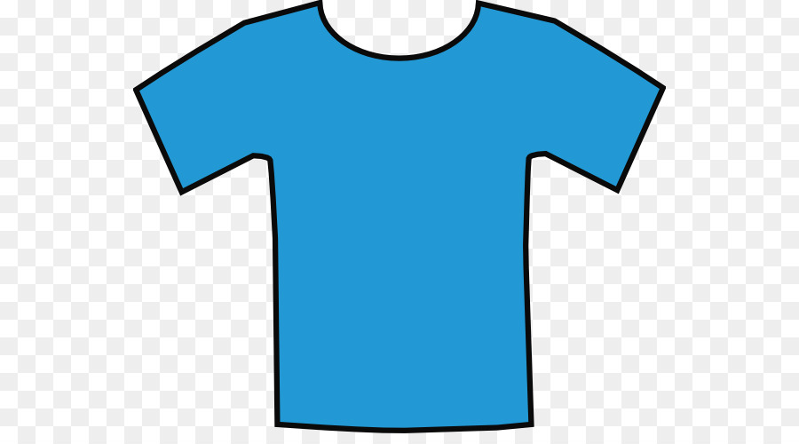 Shirts clipart. T shirt blue polo