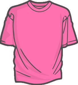 Shirts clipart. Blank t shirt clip