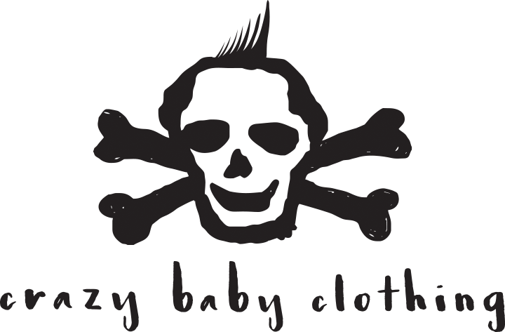 Crazy baby clothing logopng. Yearbook clipart wacky clothes