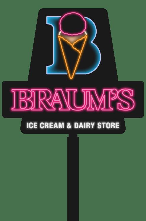 Shop clipart burger store. Braum s ice cream