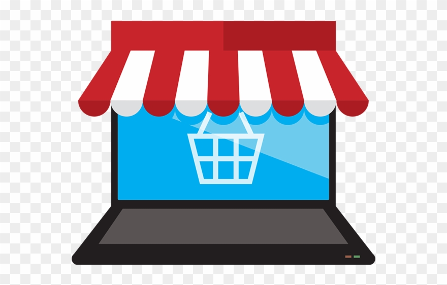 Shop clipart online shopping, Shop online shopping ...