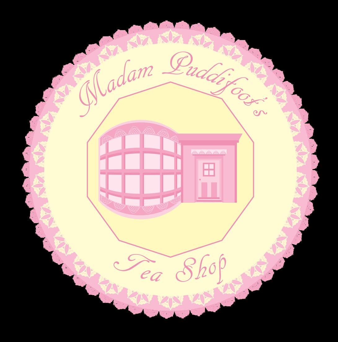 Shop clipart tea shop. Madam puddifoot s amy