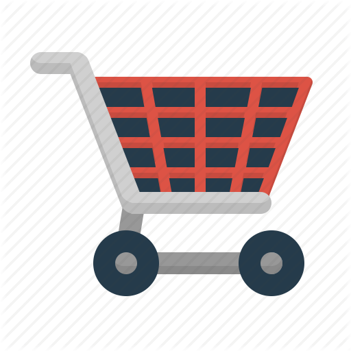 Shopping cart icon png. Ikooni flat online by