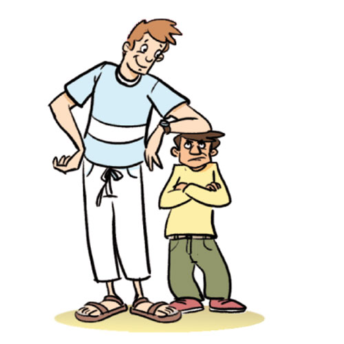 Tall and station . Short clipart