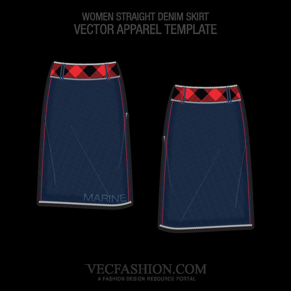 Sportswear tagged sport vecfashion. Short clipart blue skirt
