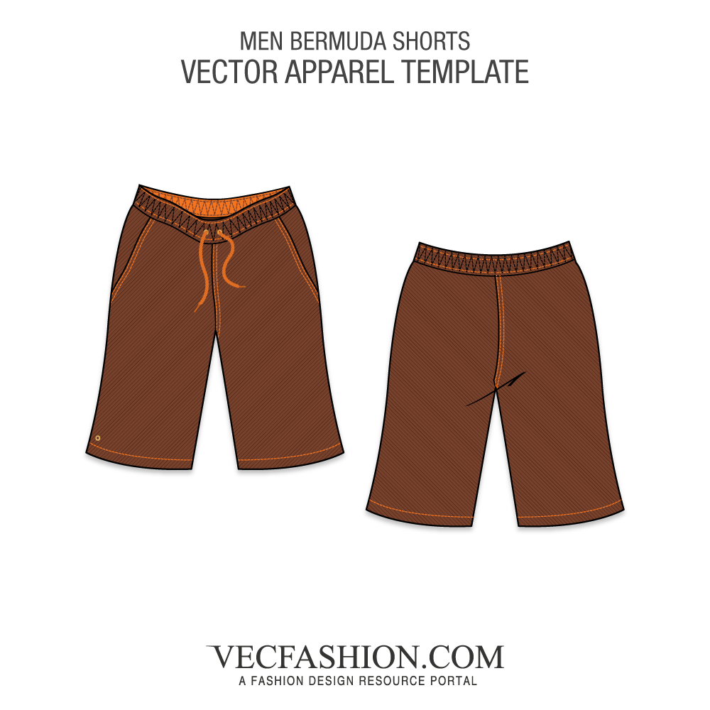 Short clipart brown shorts. Https vecfashion com daily