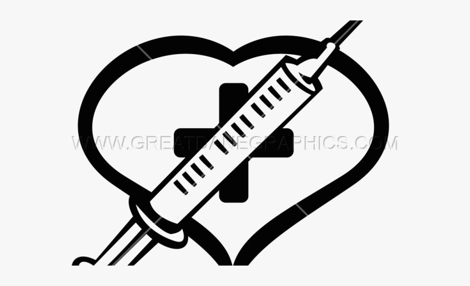 Transparent cartoon free cliparts. Syringe clipart item
