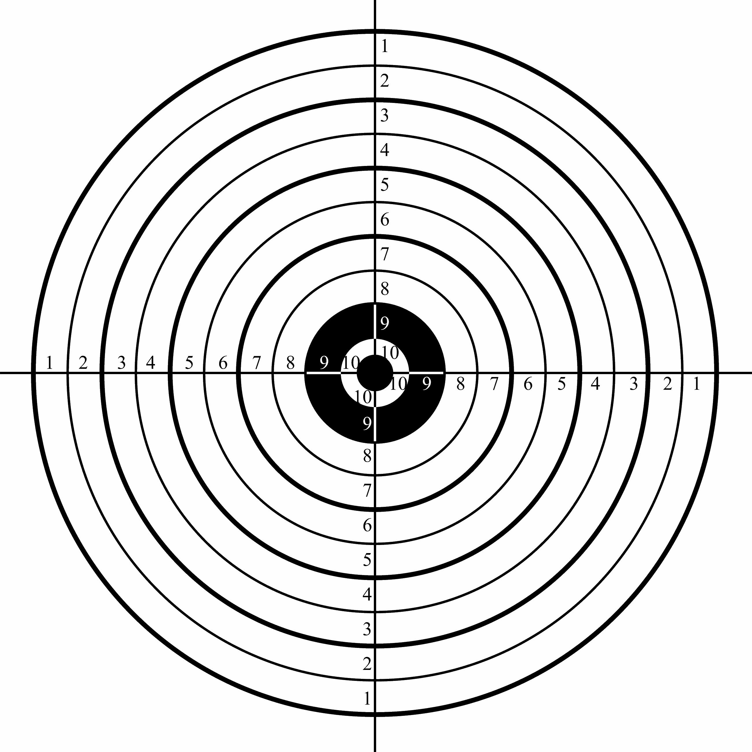 Shot clipart shooting range. Free target cliparts download