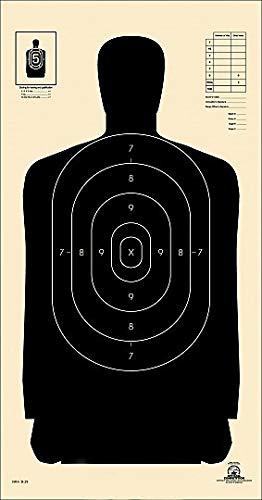 Amazon com b targets. Shot clipart shooting range