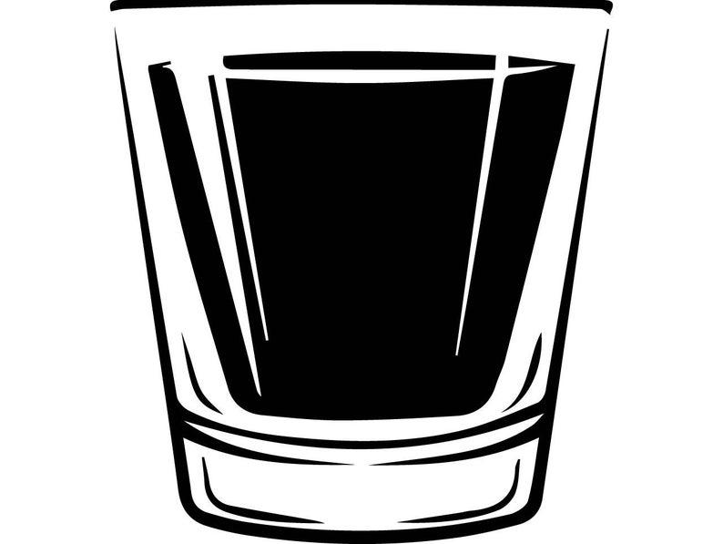 Shot clipart shot glass. Mixed drink alcohol liquor