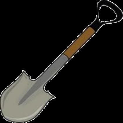 Roblox. Shovel clipart