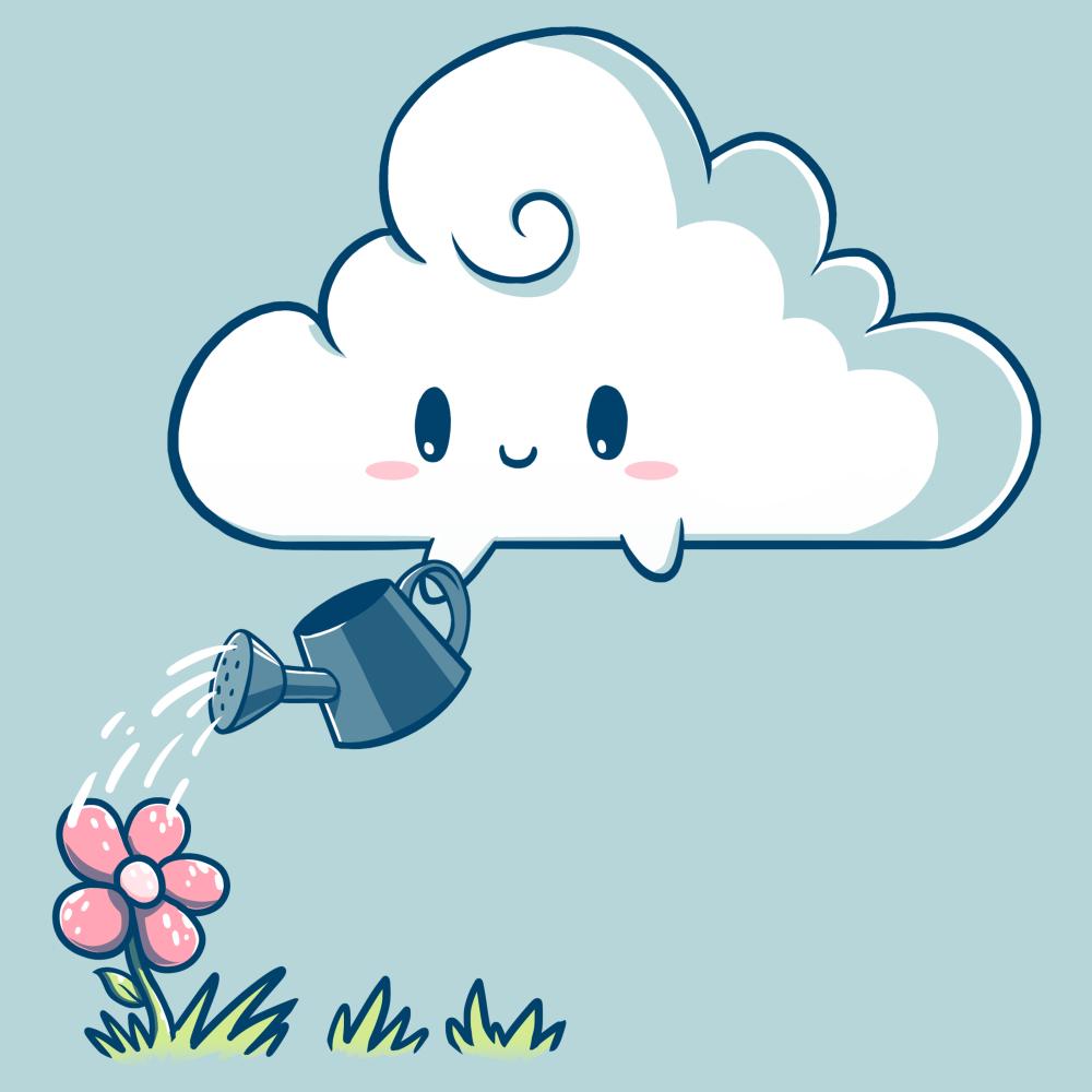 Showering clipart light rain, Showering light rain ...