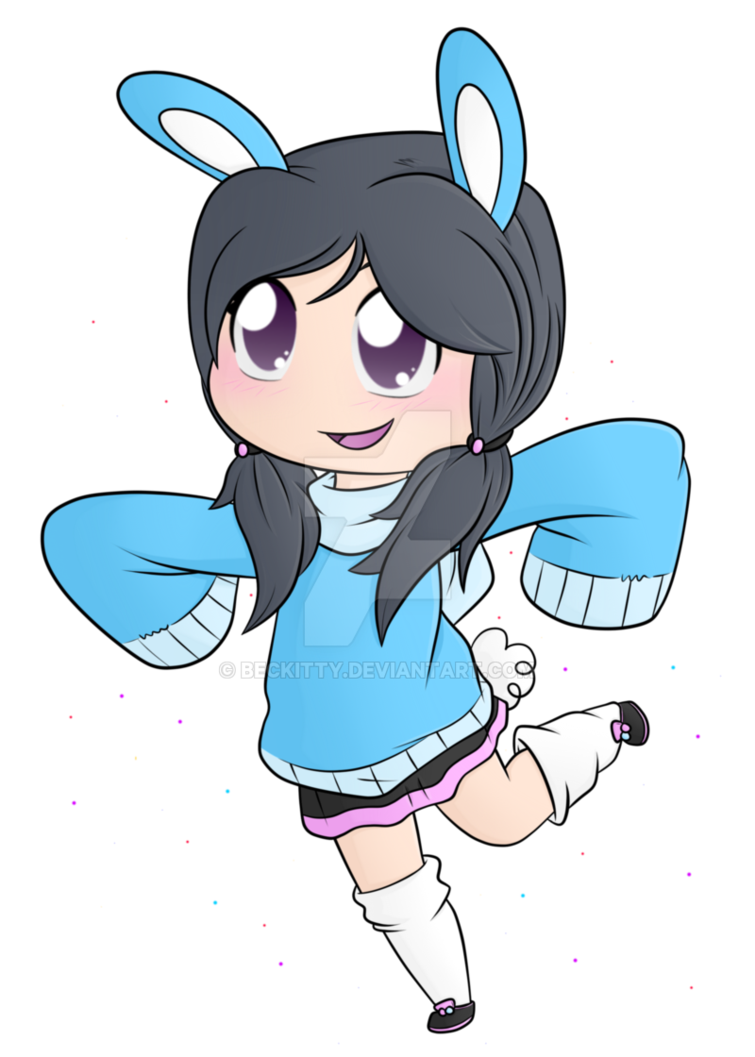 Shy clipart adorable girl. Fnaf oc shyanne by