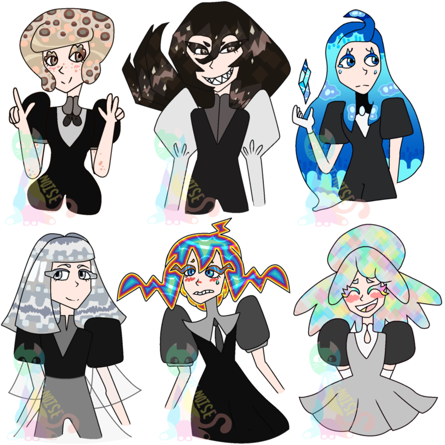 Hnk sketch gems by. Shy clipart guilty