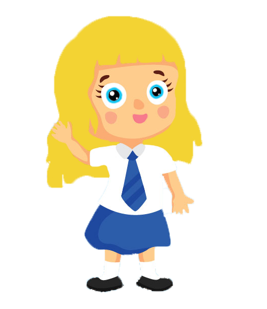 Genarrator back to school. Shy clipart lonely child