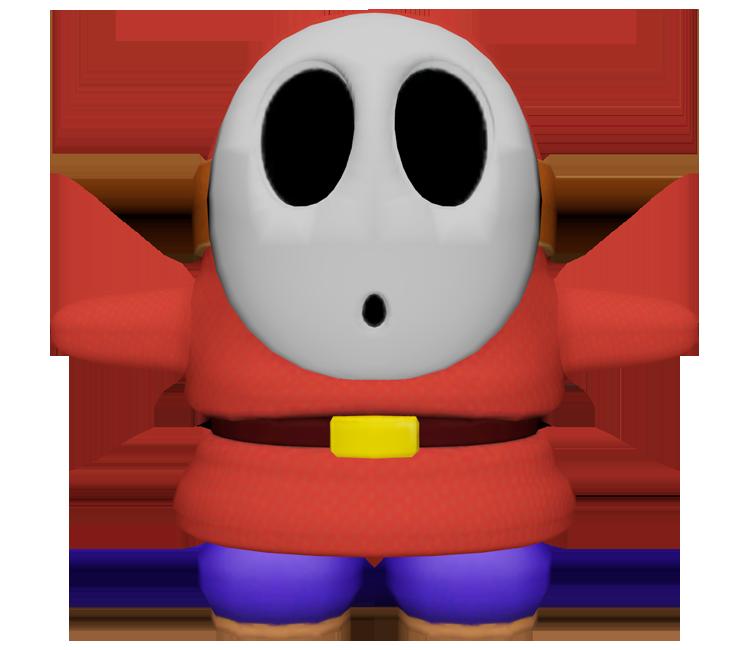 Shy clipart shy boy. Wii u mario kart