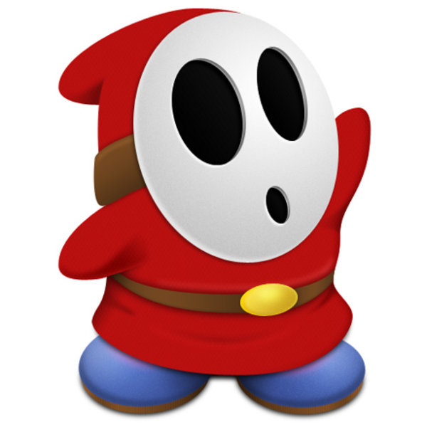 Shy clipart shy guy. Image gallery list view